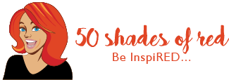 50 Shades of Red Blog Logo
